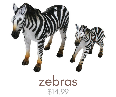 Click here to view our Zebra toy
