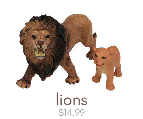 Click here to view our lion toy