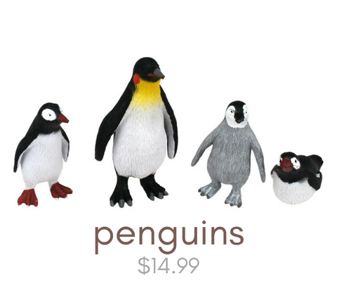 Click here to view our penguin toys